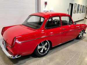 1968 VW Notchback