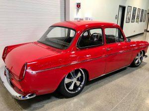 1968 VW Notchback