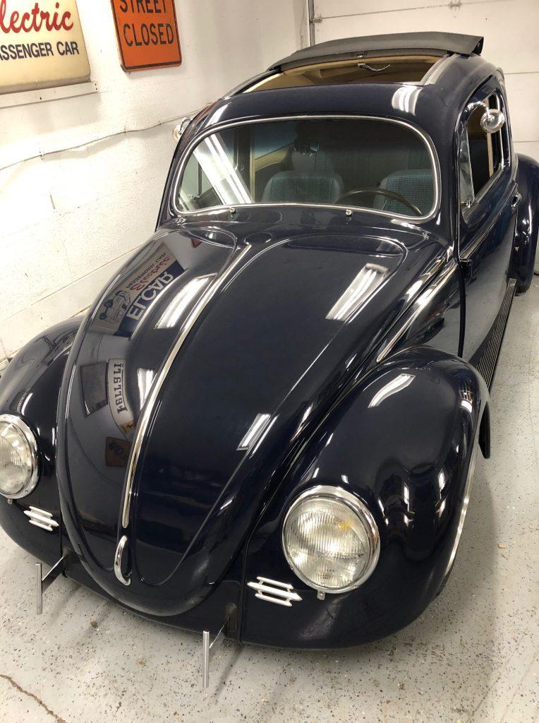 55 Volkswagen Bug